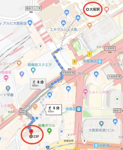 DYM就職-大阪営業所